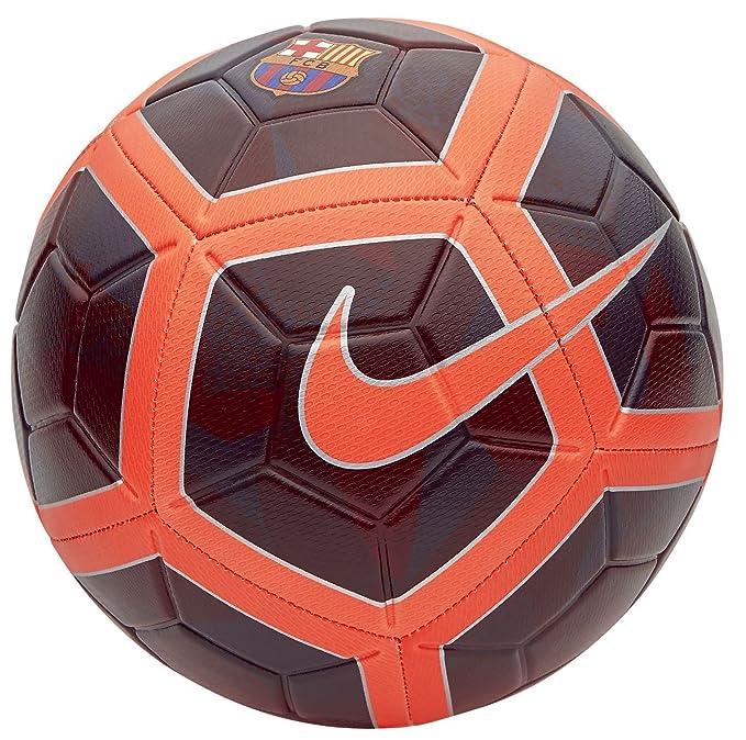 Amazon.com: Nike FC Barcelona Strike Ball [Night Maroon ...