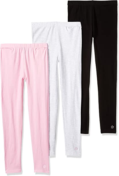Limited Too Girls/' Big 3 Pack Fleece Legging More Styles Available