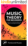 Music Theory for Beginners: Guide to Understanding the Basic Concepts of Music (English Edition)