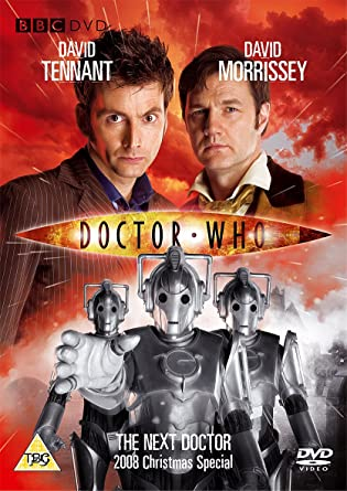 Doctor Who Christmas Specials.Doctor Who The Next Doctor 2008 Christmas Special Dvd