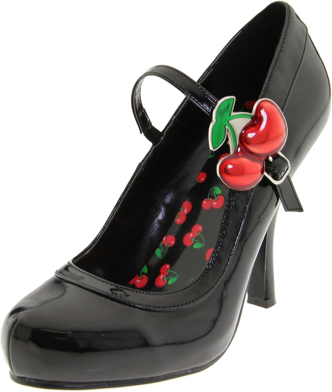 pleaser Cutie10/Bpt, Zapatos de Tacón para Mujer