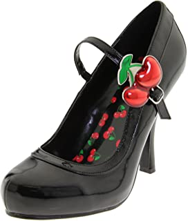 Pleaser Secret-15 - Mary Jane - Femme - Blanc (WHT Patent) - 38 EU (5 UK) Rockport Chaussures Ariell Rockport Pleaser Secret-15 - Mary Jane - Femme - Blanc (WHT Patent) - 38 EU (5 UK) 4ptFbHH