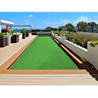 Cesped artificial terraza exterior Miami - rollo cesped artificial 7mm 1x5m de altura con alta densidad - calidad…