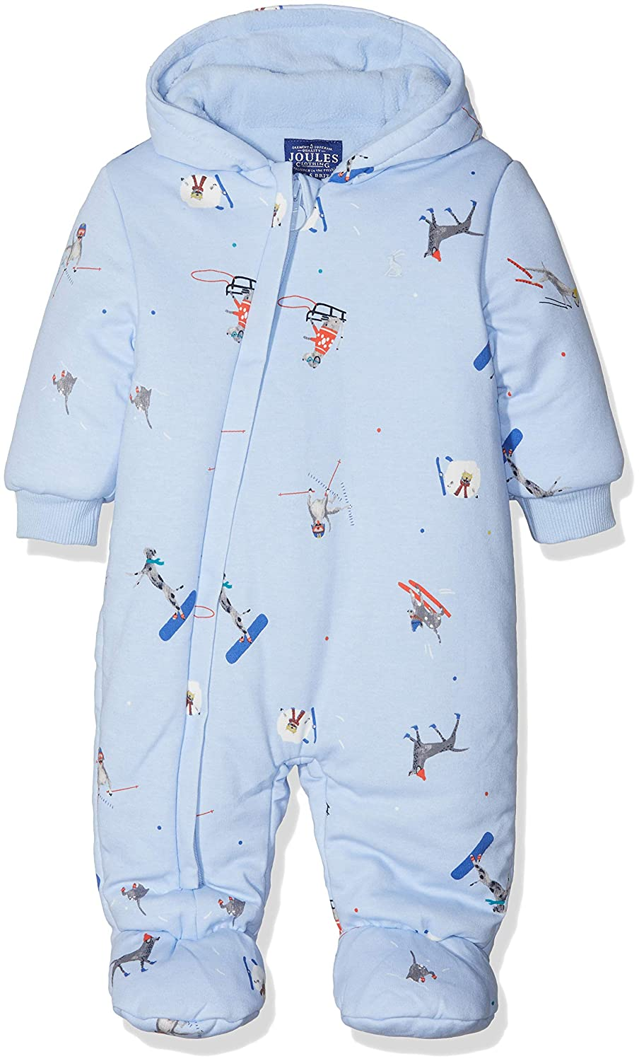Joules Baby Boys' Snug Snowsuit