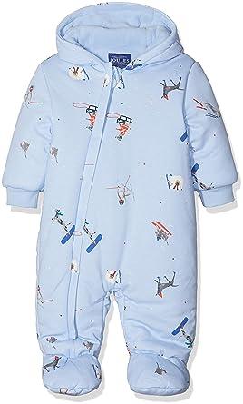 9561ac2df99f Joules Baby Boys  Snug Snowsuit  Amazon.co.uk  Clothing