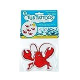 SlipX Solutions Adhesive Bath Treads: Lobster Tub