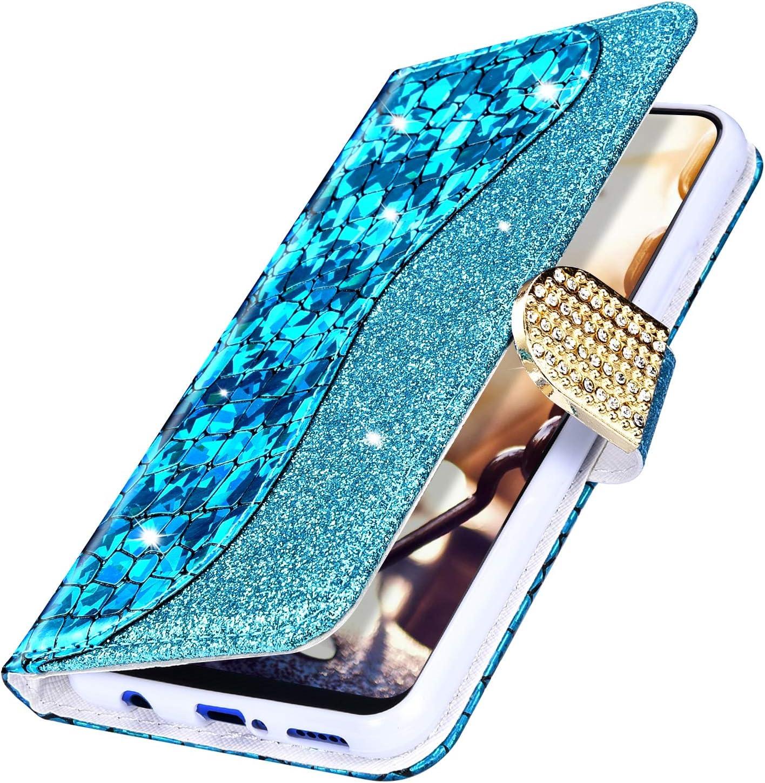 for iPhone 5 Case/iPhone 5S Case/iPhone SE Case Glitter Sequin ...