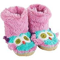 Hatley Lbh Kids Slippers-Owls, Zapatillas de Estar por