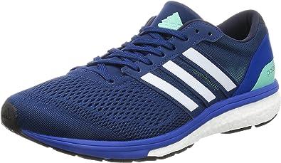 adidas Performance Adizero Boston 6, Zapatillas de Running para Hombre, Azul (Mystery Blue/Night Navy/Blue), 48 EU: Amazon.es: Zapatos y complementos