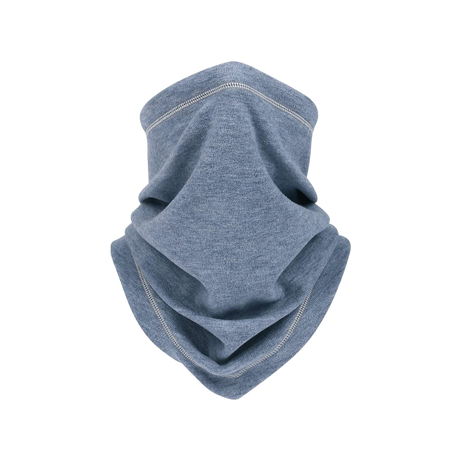 Cold Weather Face Mask for Winter Outdoor Sports Protection Fleece Neck Warmer Windproof Neck Gaiter