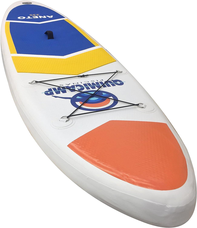 QUIMICAMP - Tabla de Paddle Surf hinchable, 15cm de espesor ...