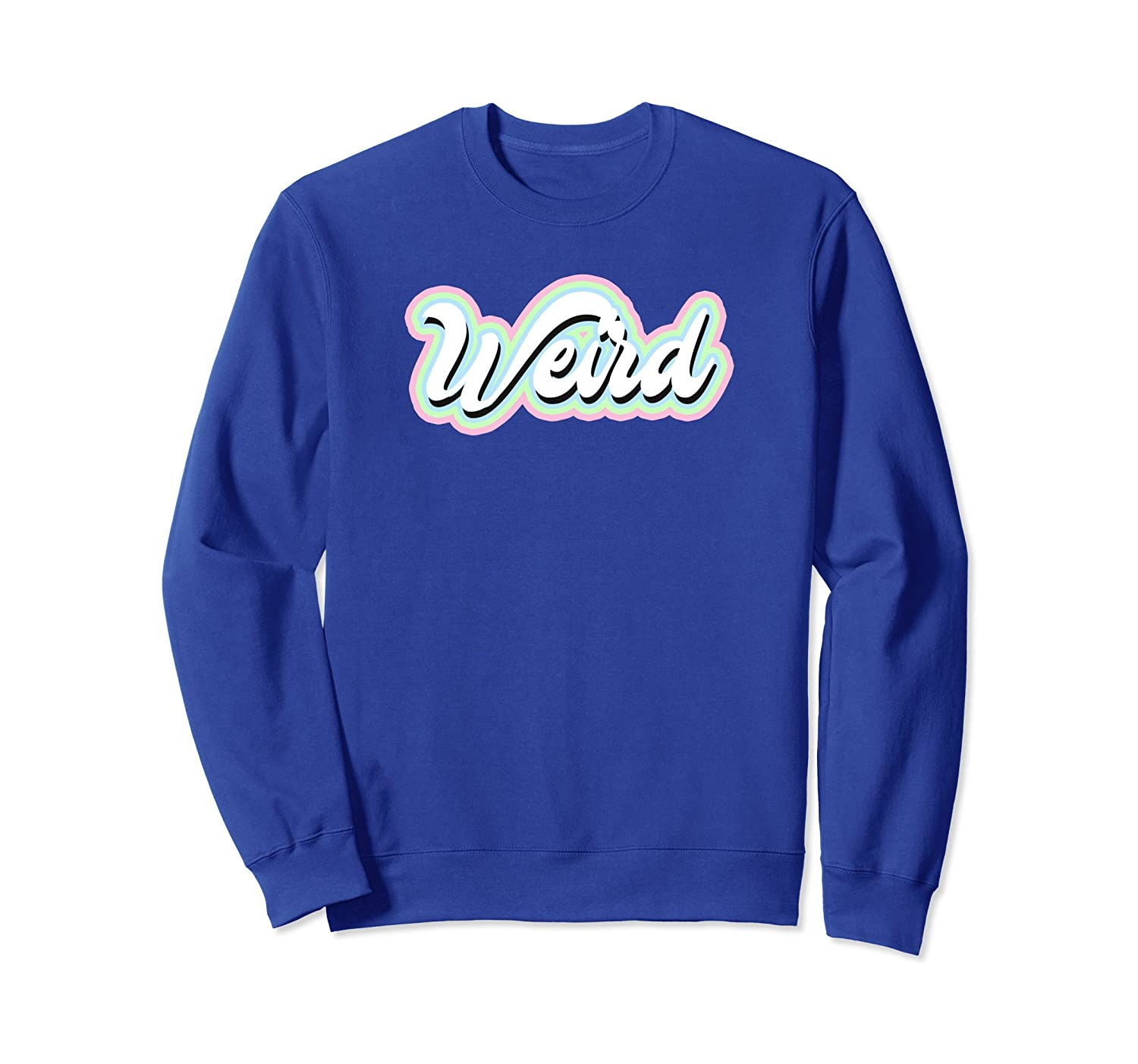 Weird Goth Sweatshirts, Aesthetic Clothing For Girls-mt