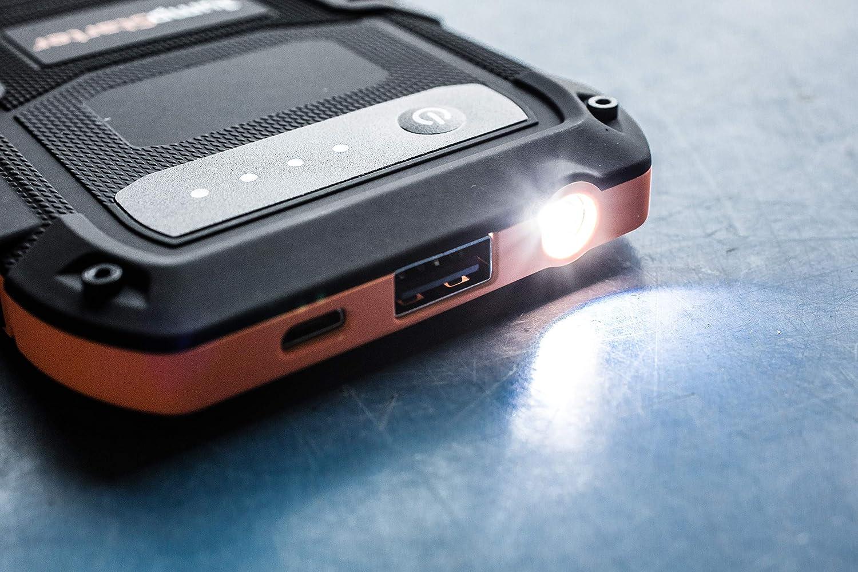 LED /& batterie Mini booster de d/émarrage GET Jumpstarter