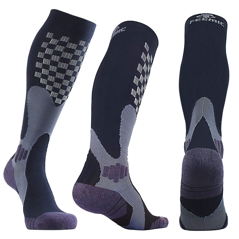 Sport Compression Socks for Men Women 20-30 mmHg, Maternity Pregnancy Recovery Stocking