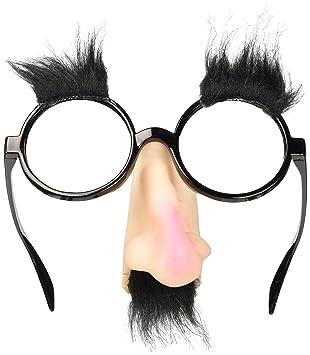 Creative Party Brille Nase Schnurrbart Augenbrauen Amazonde Spielzeug