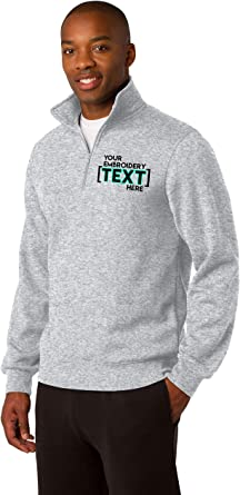 Personalised Jumper Custom Workwear Embroidered Classic Sweatshirt Work TOP