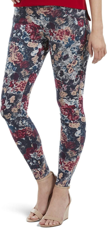 HUE Women's Essential Denim Leggings