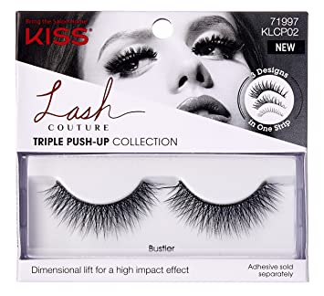 Kiss Lash Couture Triple Push-Up Bustier (3 Pack)