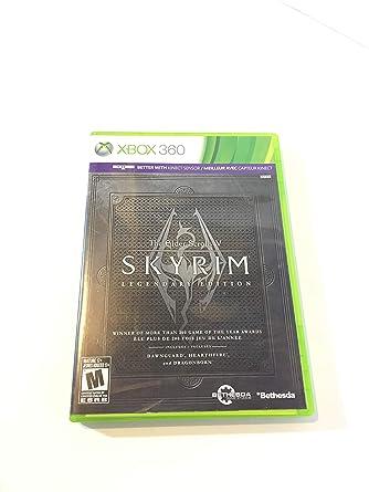 The Elder Scrolls V Skyrim: Legendary Edition Classics (XBOX