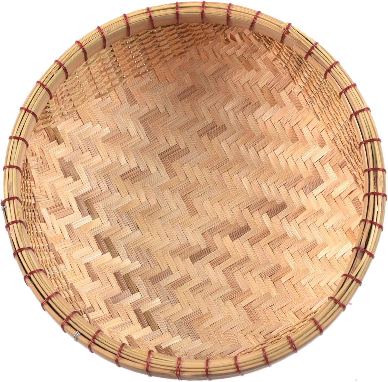 Used For Bread N //C Oval Bamboo Woven Basket Fruit And Vegetable Biscuits 3pcs Woven Fruit Storage Basket Tray