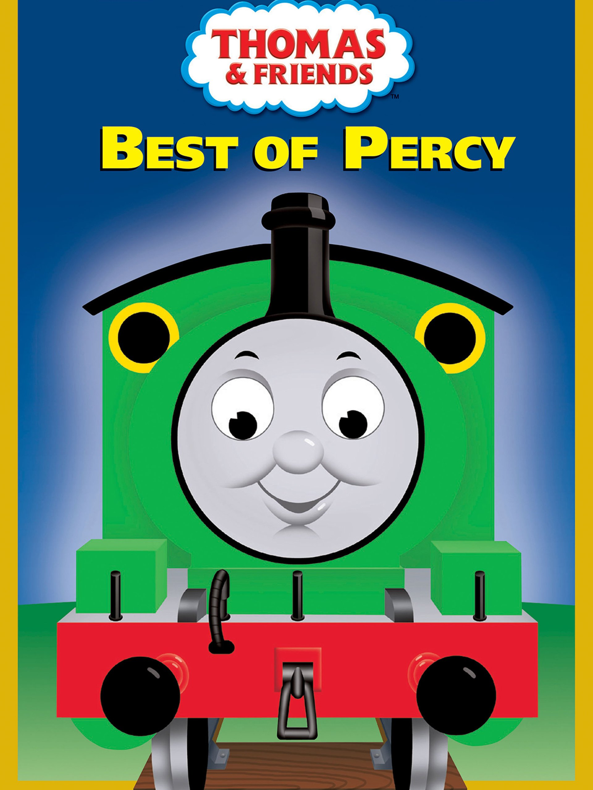 Amazon Thomas Friends Best Of Percy Lionsgate Digital Services LLC