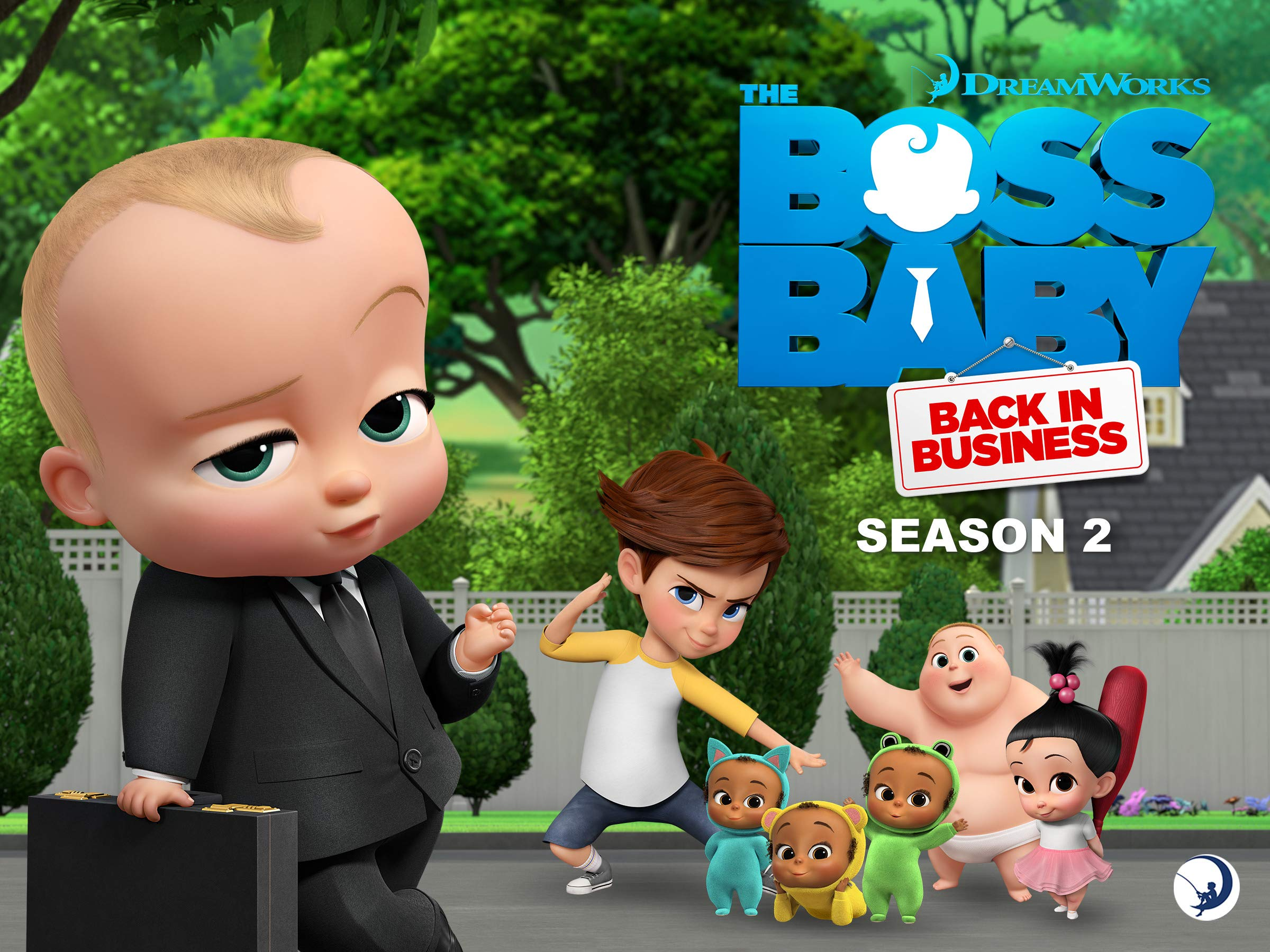 Watch The Boss Baby Back In Business Season 2 Prime Video