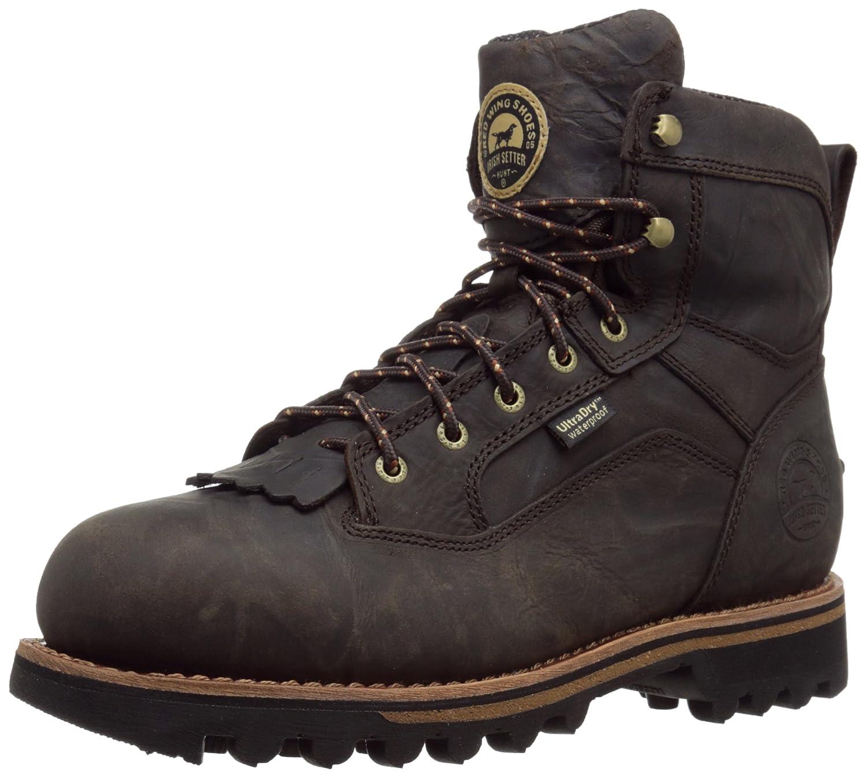 Brown Irish Setter Men's 878 Trailblazer WP 7  Big Game Boot