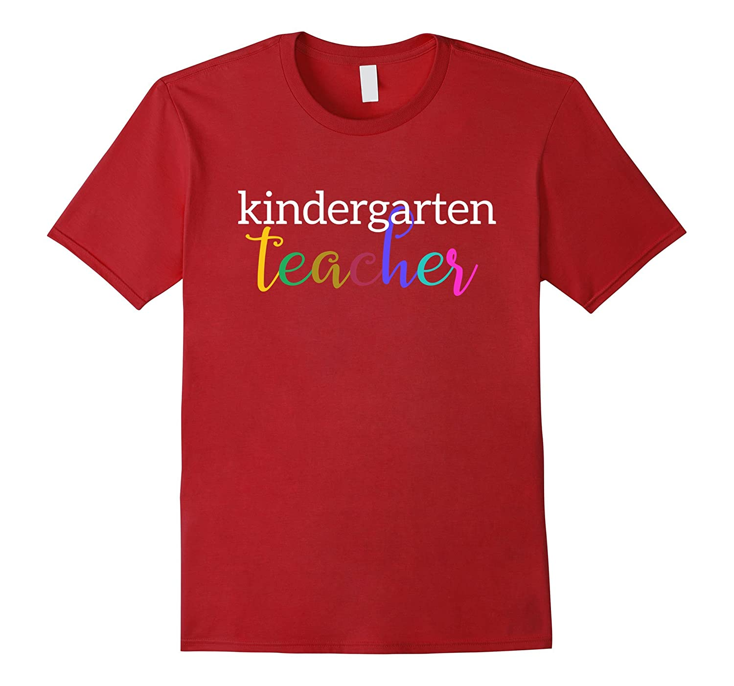 Kindergarten teacher t-shirt. Hello Team Kindergarten tshirt-Art