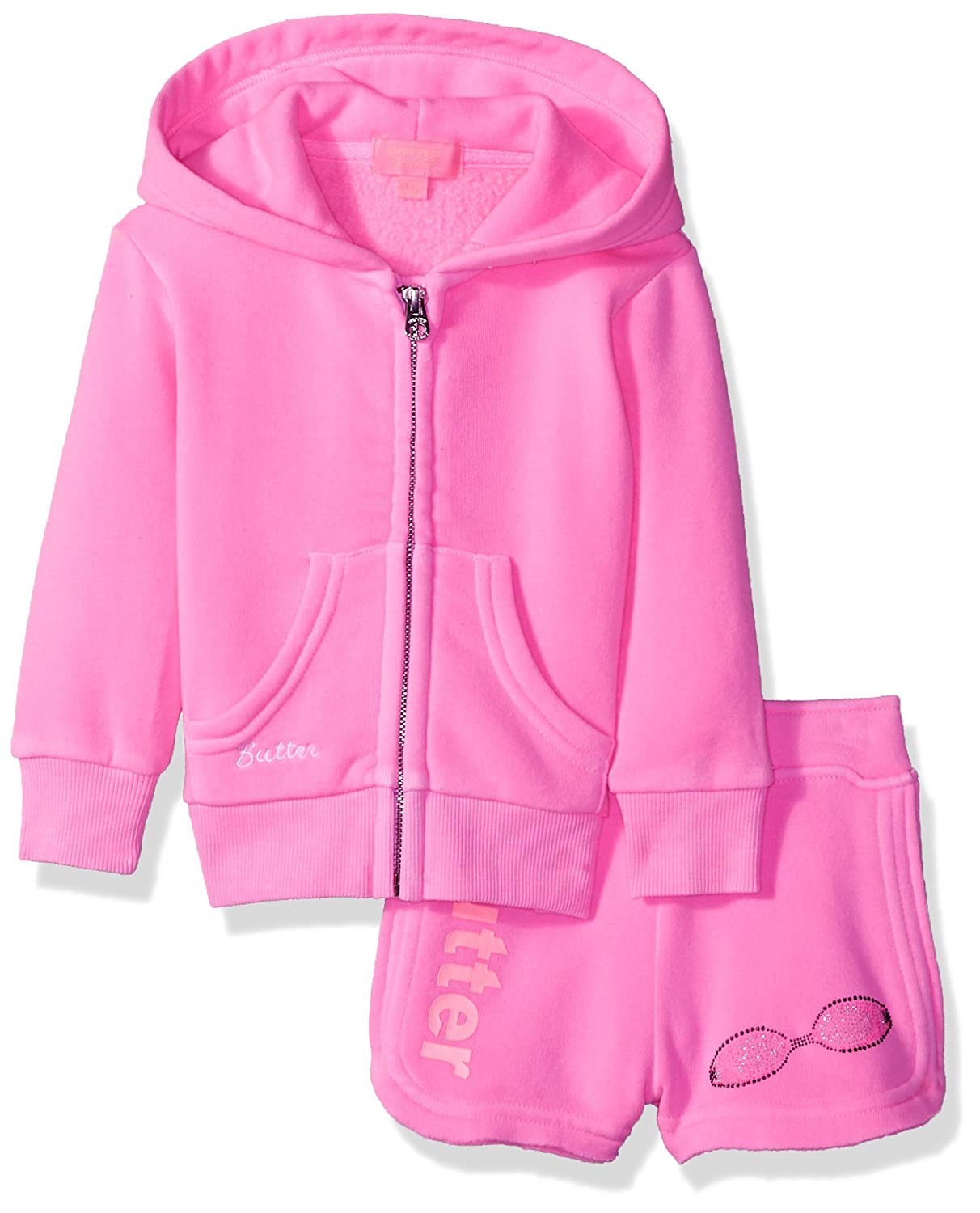 Butter Baby Girls Fleece Set