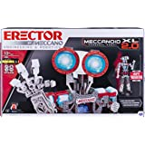 Erector by Meccano Meccanoid XL 2.0 Robot-Building Kit, STEM Education Toy for Ages 10 & Up (Amazon Exclusive)