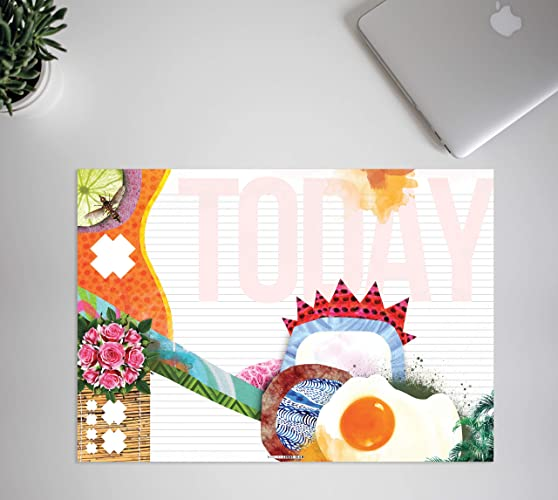 Swell A3 Large Desk Pad Desk Planner Amazon Co Uk Handmade Beutiful Home Inspiration Ommitmahrainfo