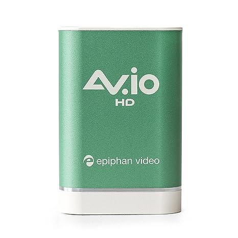IO para captura de pantalla HD, HDMI, DVI, VGA Video.