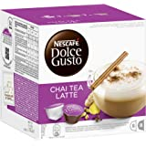 Nescafé Dolce Gusto Kapseln, Chai Tea Latte, 48 Kapseln für 24 Getränke