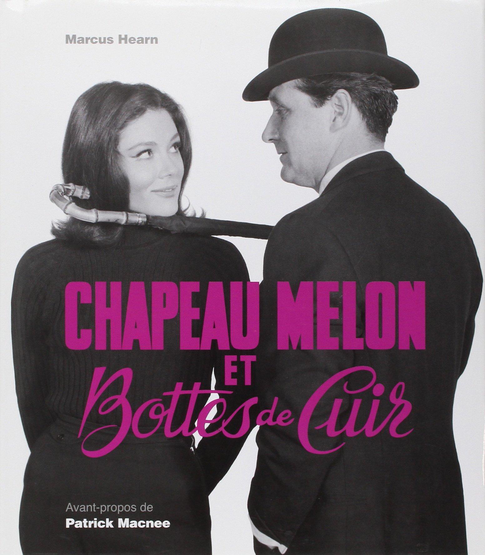 modèles à la mode Acheter Authentic nouvelle sélection Amazon.fr - Chapeau Melon et Bottes de Cuir : L'album ...