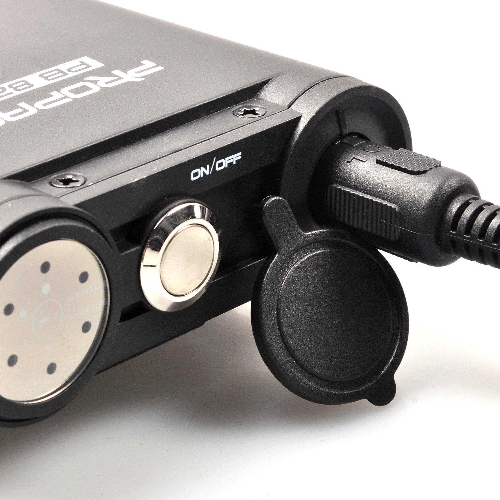 Godox Portable Extended Flash Power Battery Pack for Canon 580EX2 Nikon SB900 Sony HVL-F58AM Olympus FL-50R