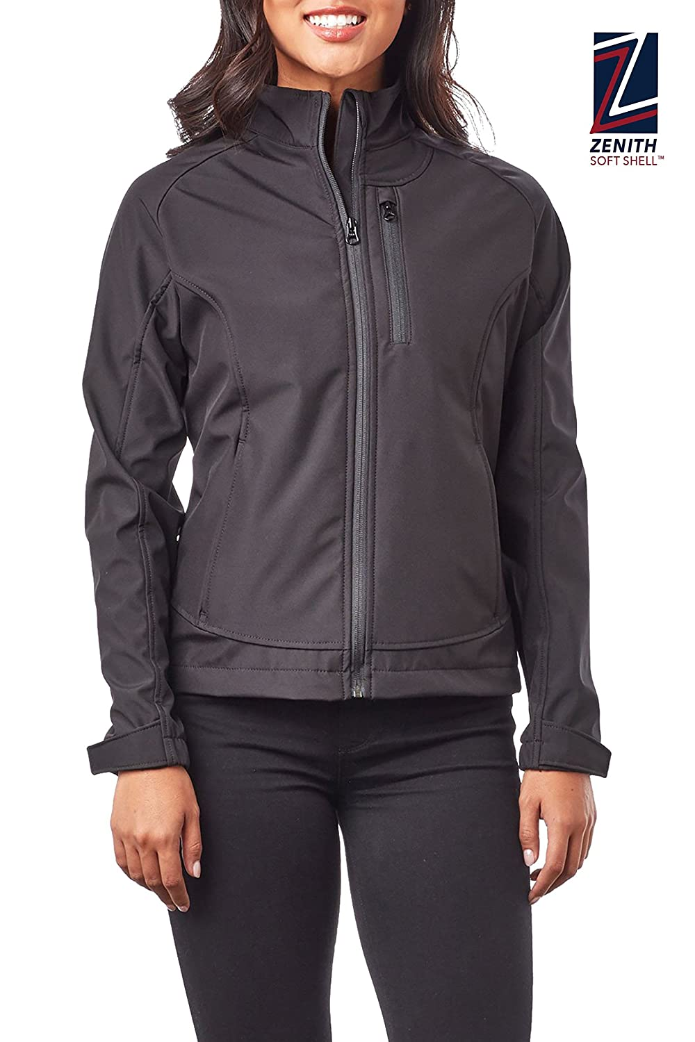 e535b2571 Boathouse Sports The Women's Equinox Jacket In Zenith Soft Shell at Amazon Women's  Clothing store: