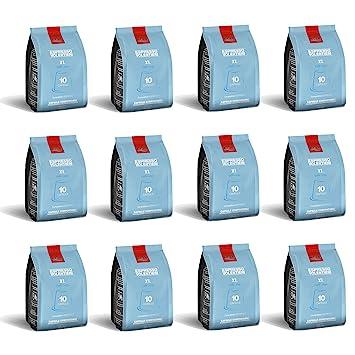Caffé Aiello XL Lungo Capsules, Italian Espresso, Nespresso Compatible - 12 Pack (120