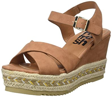 d3b0c780b36b11 Refresh 69796, Sandales Plateforme Femme: Amazon.fr: Chaussures et Sacs