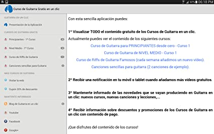 Free Guitar Course.: Appstore for Android