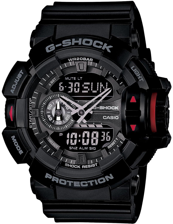 [カシオ]CASIO 腕時計 G-SHOCK ジーショック GA-400-1BJF メンズ B00NW21570