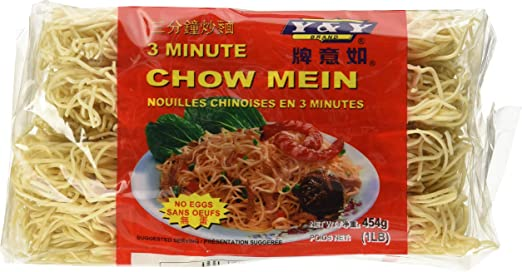 Young Young 3 Minutes Chow Mein 454 G Amazon Ca Epicerie