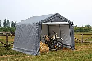 Amazon.com : Gino Development, Inc. ATV Shelter, Mini ...