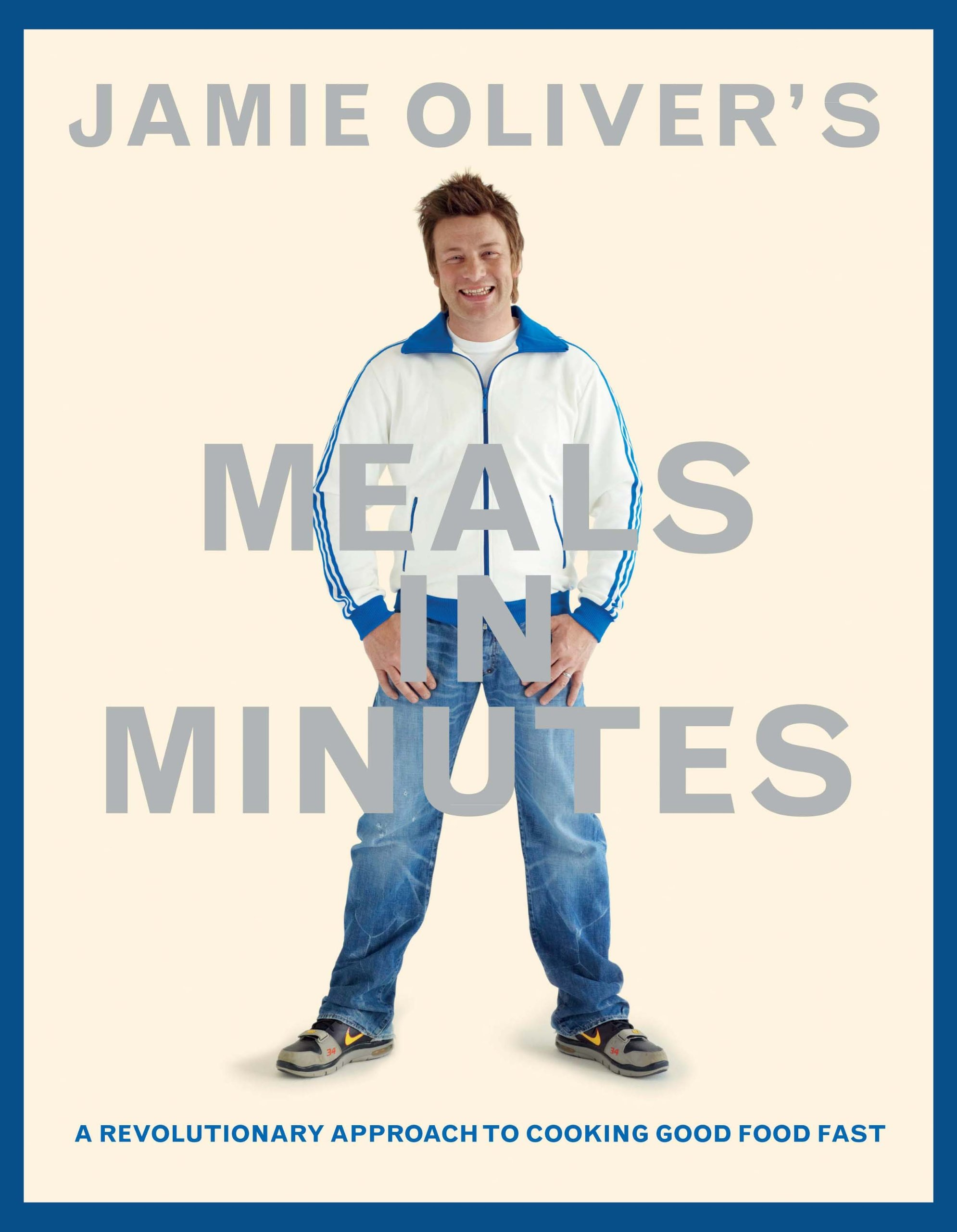 Jamie olivers meals in minutes a revolutionary approach to cooking jamie olivers meals in minutes a revolutionary approach to cooking good food fast jamie oliver 9781401324421 amazon books forumfinder Images