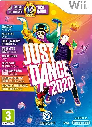 Just Dance 2020 (Nintendo Wii) [Importación inglesa]: Amazon.es ...