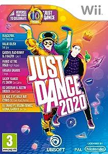 Just Dance 2020 (Nintendo Wii) (International Edition)