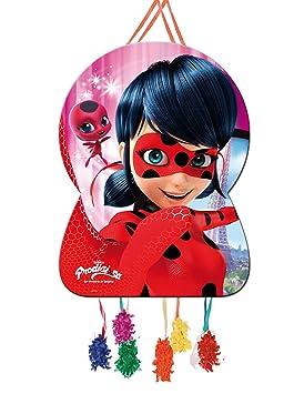 Prodigiosa Las aventuras de Lady Bug, Piñata Silueta Ladybug