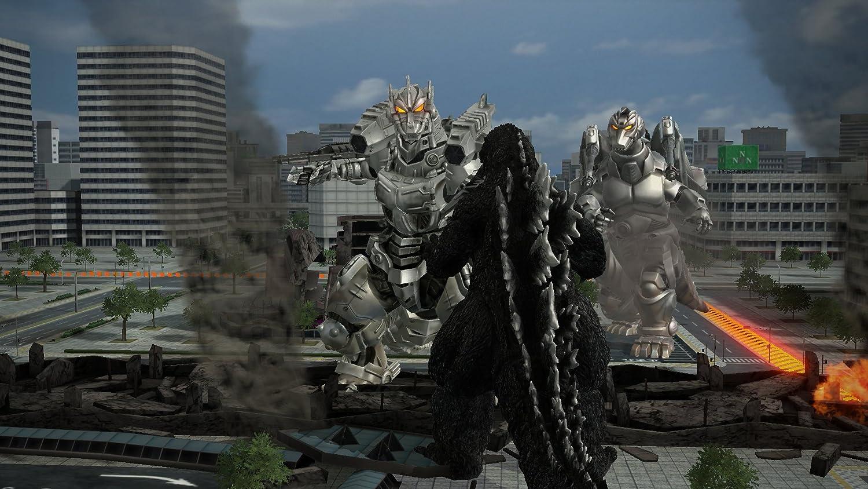 Amazon com: PS4 Godzilla VS [Japan Import]: Video Games
