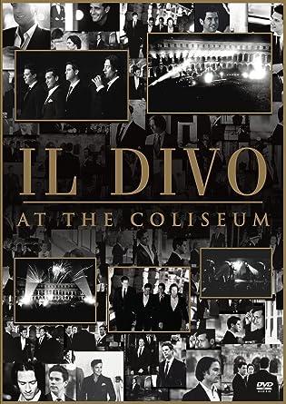 dvd il divo at the coliseum gratis