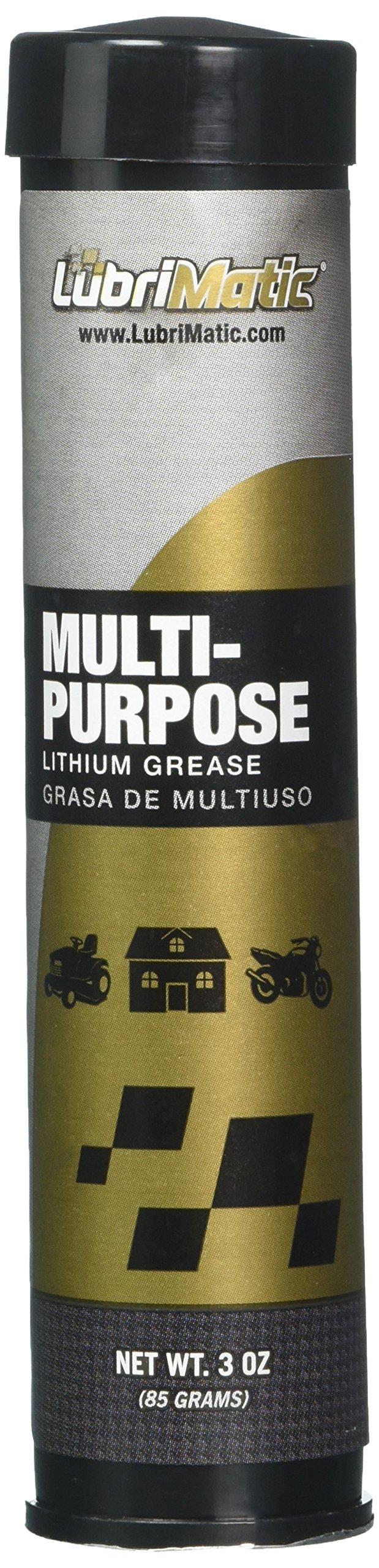 LubriMatic 11312 3 Pack Multi-Purpose Lithium Mini' Grease Guns (3oz. Cartridges), 3
