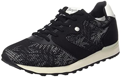 Runway Mesh, Womens Low-Top Sneakers Wrangler